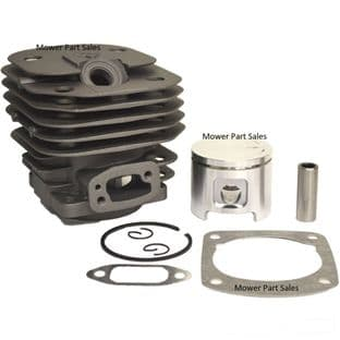 Nikasil Cylinder & Piston Barrel Ring Kit Fits Husqvarna 61 Chainsaw 48mm Pot Replaces 503532071