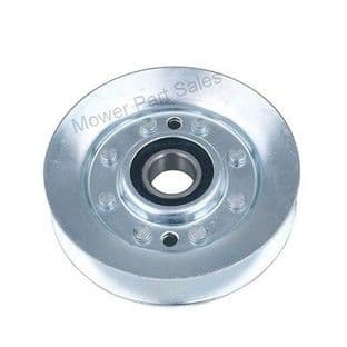 Steel Tension Idler Pulley Fit Castel Garden, Mountfield, Stiga, Lawnking, Oleo Mac - 125601555/0