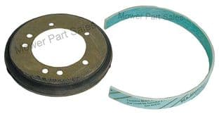 Stens Drive Disc Wheel & Friction Liner Snapper Simplicity Murray MTD John Deere Mowers 7600135