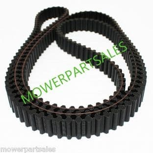 Stiga 250 Tooth Timing Deck Mower Rider Belt Fits VILLA II 107M   Replaces 9585-0096-01, S9585-0096-01