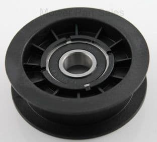 Transmission Idler Pulley Flat - Fits Oleo Mac & Efco Mowers Oleo-Mac G125601554E0