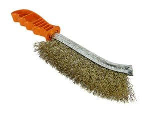 Wire Brush Rust Remover Spid Paint Cleaning Welding Use