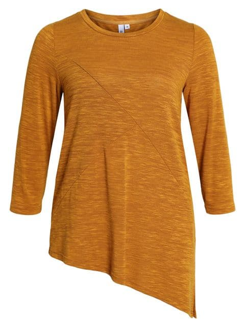 CISO Golden Winter A Shape Sweater