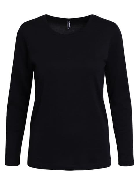 Jensen Black Long Sleeve T-Shirt