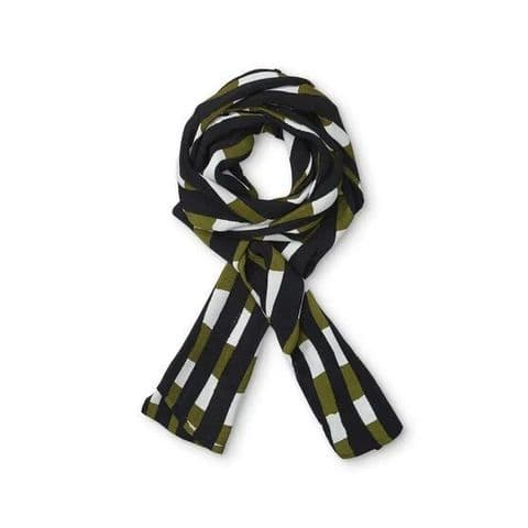 Masai Along Lizard Check Scarf