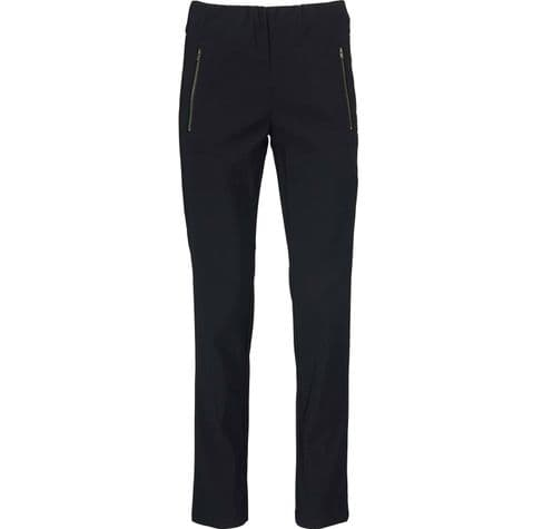 Masai Pearl Black Trousers