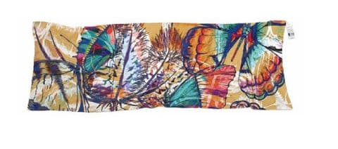The Artist Label Flying Flowers Scarf
