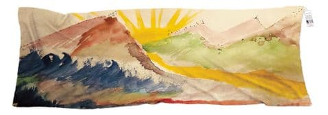 The Artist Label Sunrise in France Scarf
