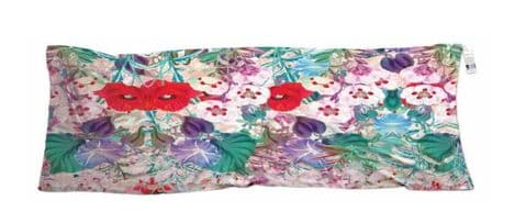 The Artist Label Vibrant Wild Flowers Scarf