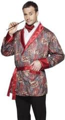 1920's Smoking Jacket