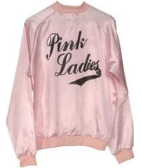 50's Grease Pink Lady Jacket (4363)