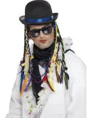 80's Boy George Chameleon Hat