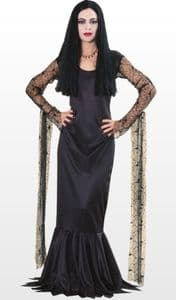 Official Morticia costume from Adams Family