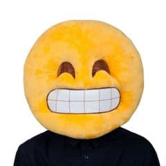 Emoji Grin/Smile Mask (MH1285)