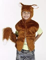 Fox Tabard Costume