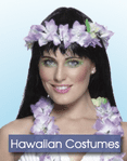 Hawaiian Leis Garland Set