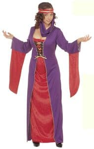 Lady Marion Costume