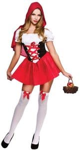 Little Red Riding Hood Costume (SF0139)