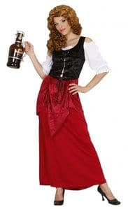 Medieval Tavern Wench Costume (8951)