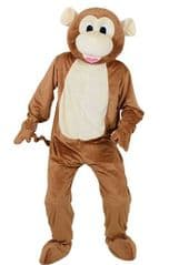 Mini Cheeky Monkey Mascot Costume (MA8545)