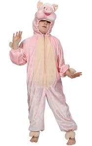Pink Pig Costume (4423)