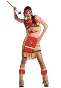Ray of Moonlight Indian Squaw Costume (3733)