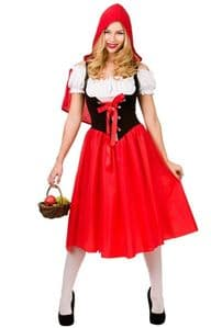 Red Riding Hood Costume (EF2163)