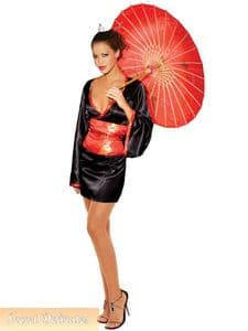 Sexy Japanese Doll Costume