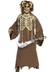Skeleton King Halloween Costume