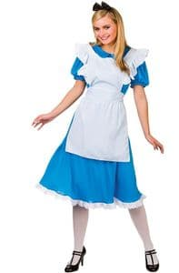 Storybook Alice In Wonderland Costume (EF2164)