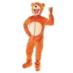Teddy Bear Mascot Costume (AC261)