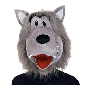 Animal Wolf Mask for adults (MH12813)