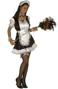 XL French Maid Costume