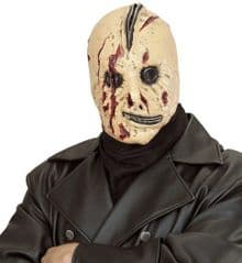 Zipped Head and Mouth Mask  (01015)