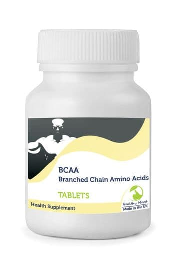BCAA Branched Chain Amino Acid Tablets