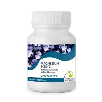 Calcium with Zink and Magnesium Tablets