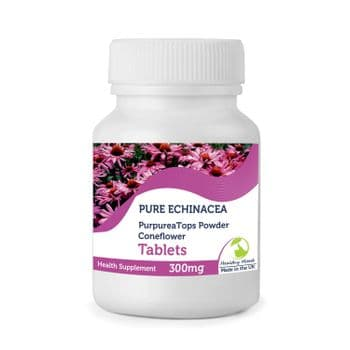 Echinacea 300mg  Extract Tablets Echinacoside