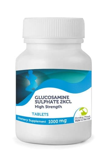 Glucosamine Sulphate 2KCL 1000mg Tablets