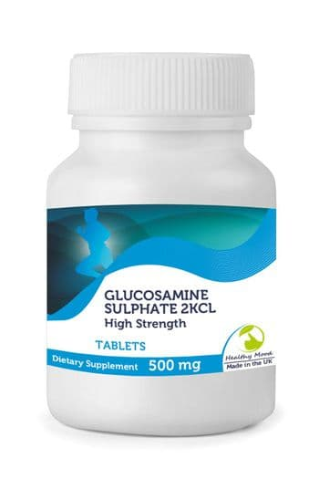Glucosamine Sulphate 2KCL 500mg Tablets