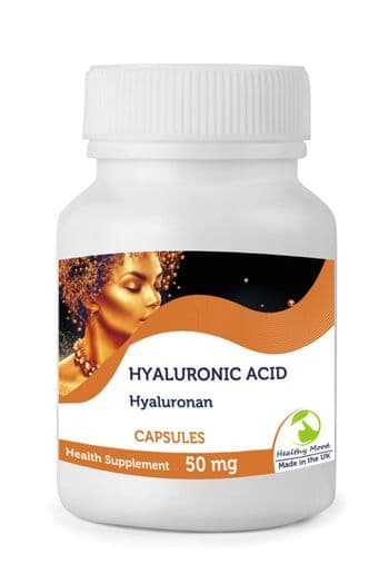 Hyaluronic Acid 50mg Capsules