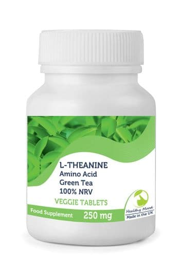 L-Theanine 250mg Capsules