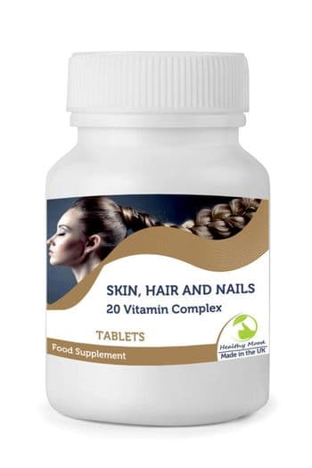Skin, Hair and Nails Tablets