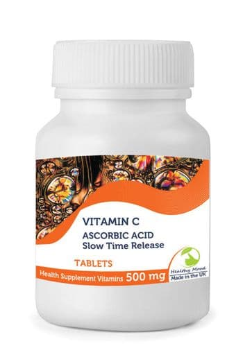 Vitamin C  Slow Time Release Tablets 500mg