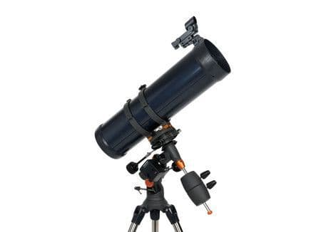 Celestron Astromaster 130 EQ MD Newtonian with motor