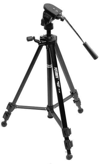 Fotomate VP-106 2-way tripod with case