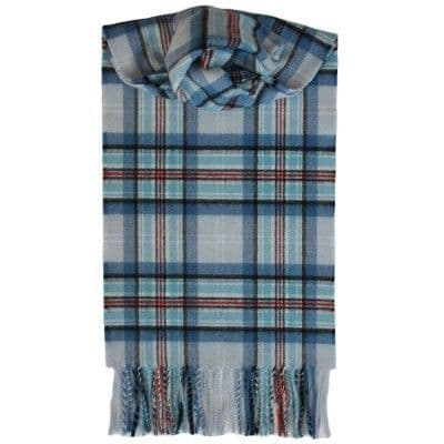 100% Cashmere-2123DIANA, PRINCESS OF WALES MEMORIAL TARTAN