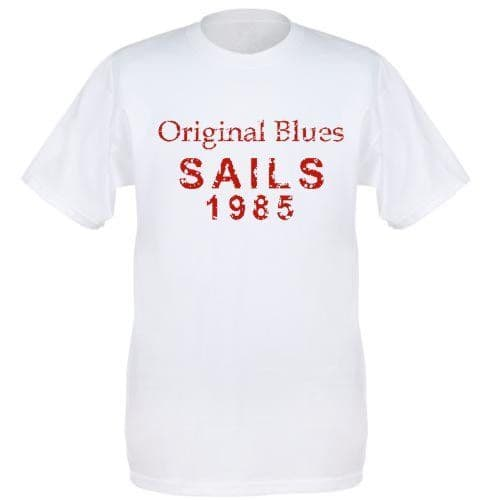 OB SAIL 1985 RED