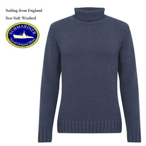 Submariner Sweater- Navy