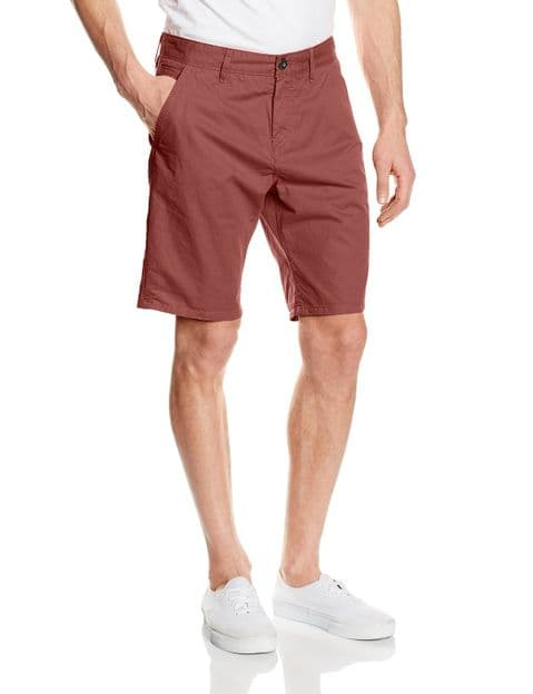 NEW O'NEILL MENS FRIDAY NIGHT WILD GINGER COTTON CHINO WALK SHORTS 6S/542/3084