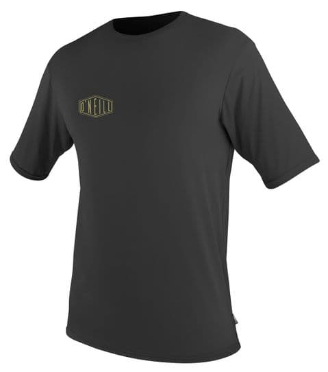 O'NEILL MENS RASH T SHIRT.PREMIUM SKINS UPF50+ SUN PROTECTION RASH TOP 8S 7SA 00